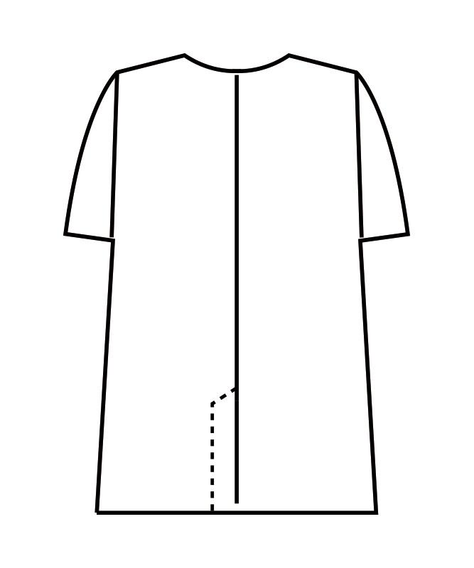調理衣メンズ半袖[住商モンブラン製品] 1-612