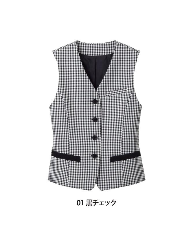ベストレディス(ギンガムチェック)[住商モンブラン製品] BG6001-1