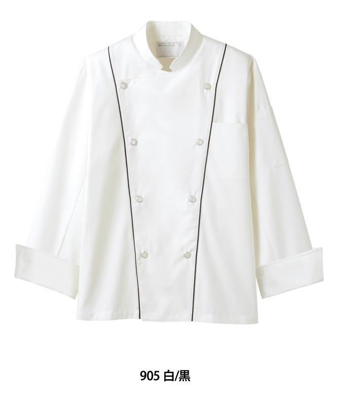 ツイルコックコート長袖[男女兼用][住商モンブラン製品] 6-90
