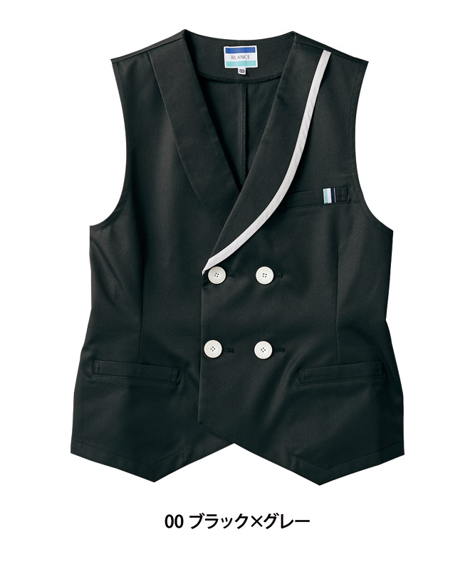 ベスト[男女兼用][住商モンブラン製品] BW6601
