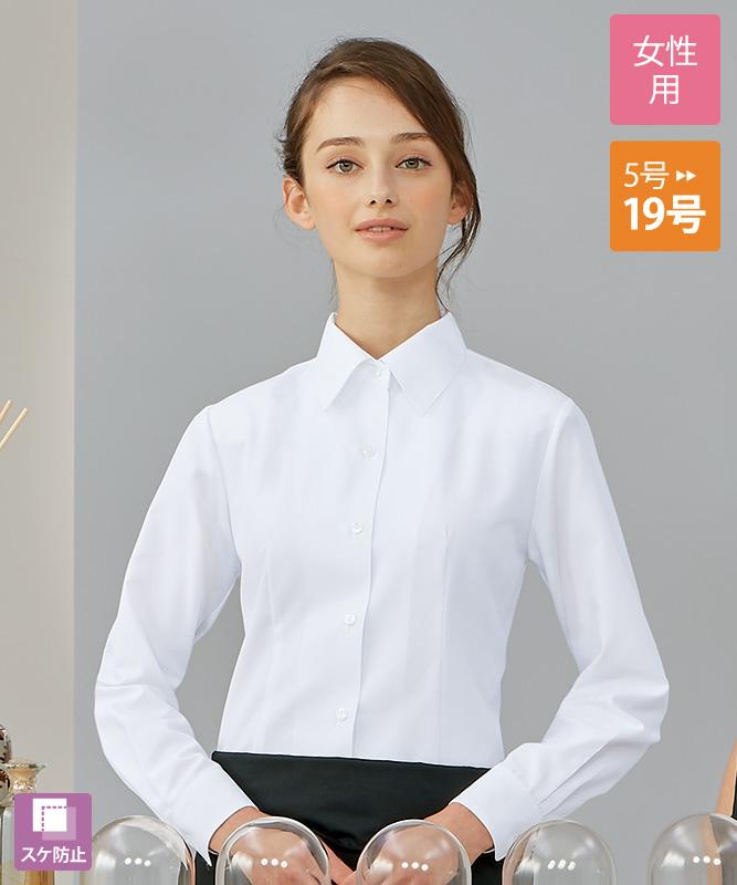 ブラウスレディス長袖[住商モンブラン製品] BK2161