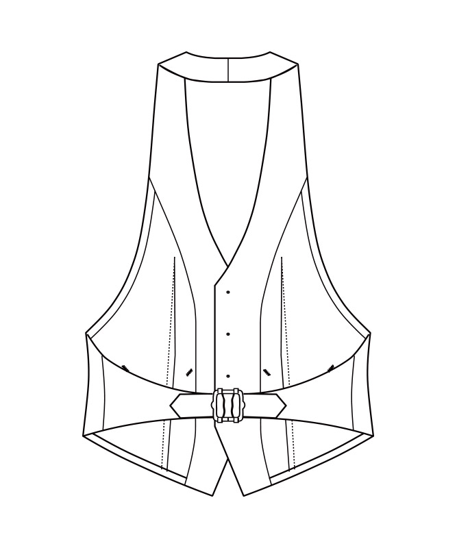 Leeカマーベスト[男女兼用][ボンマックス製品] LCV19003
