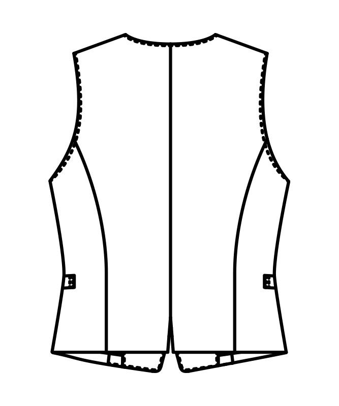 ベストレディス(裏地付)[住商モンブラン製品] BG6002