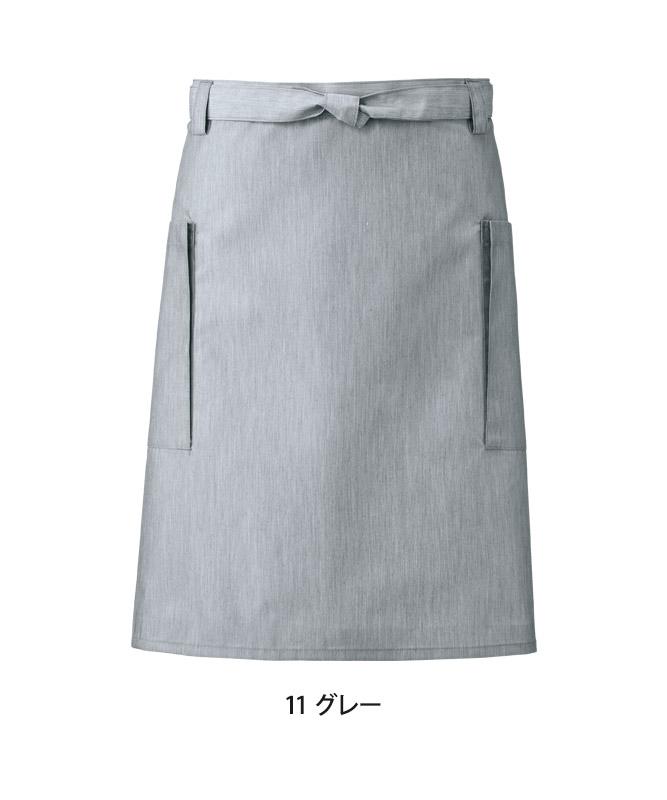 腰下エプロン[KAZEN製品] APK487