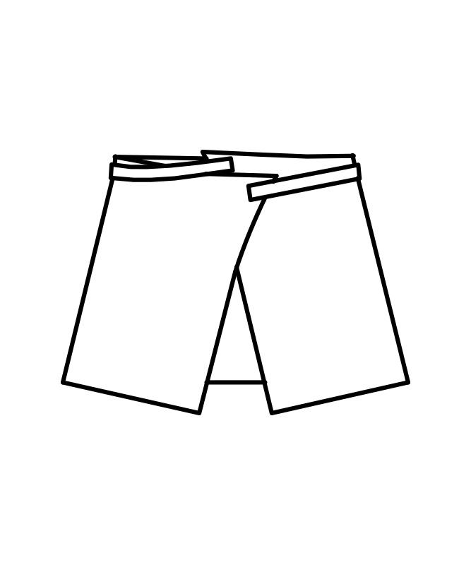 サロンエプロン[男女兼用][住商モンブラン製品] MC82