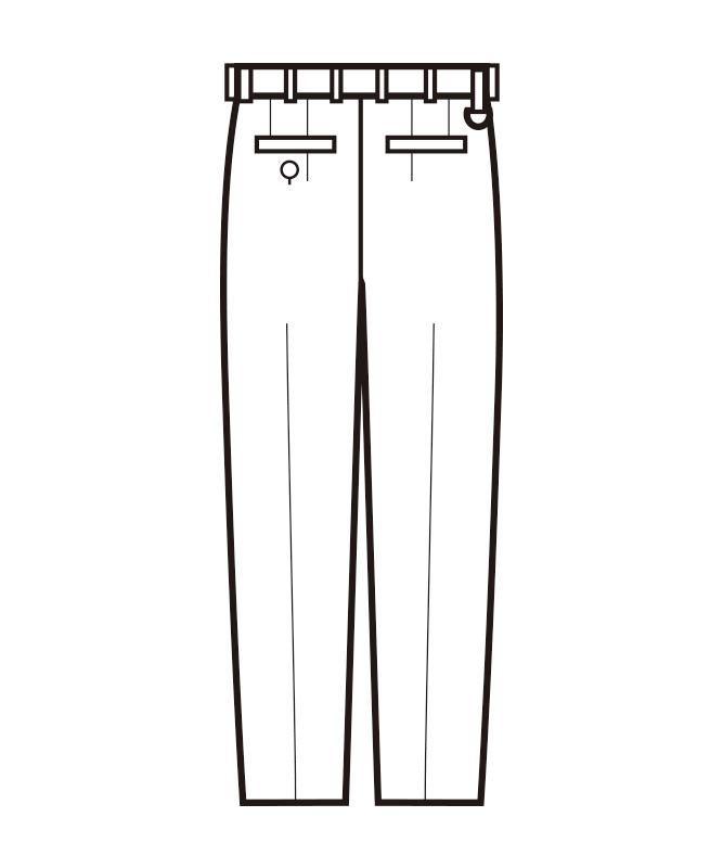 アジャスタパンツ[男子][ボストン商会製品] 12108