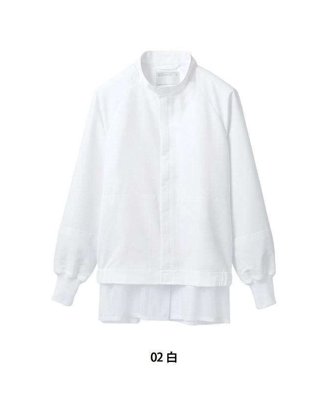 制電トリコットジャンパー長袖[男女兼用][住商モンブラン製品] ST8701