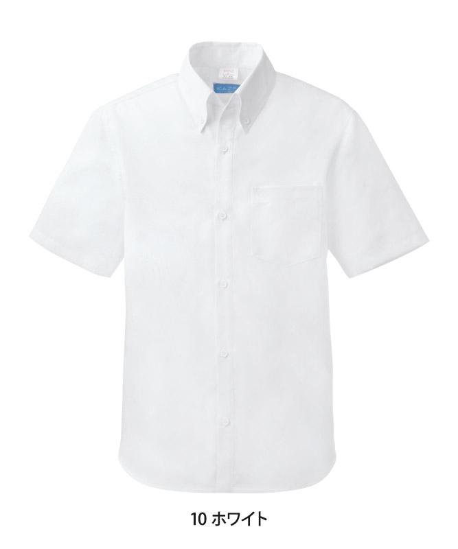 メンズシャツ半袖[KAZEN製品] 605