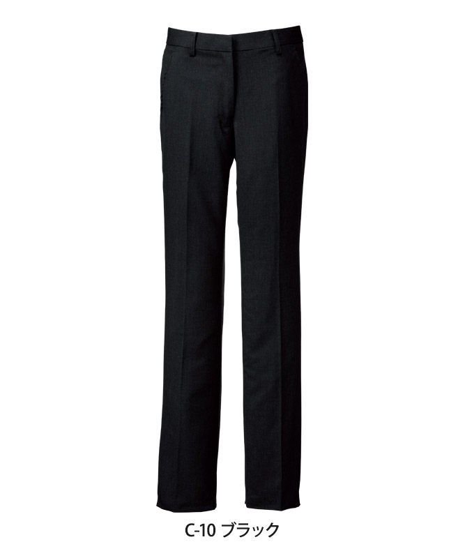 パンツ(ノータック)[女子][チトセ製品] KM8384