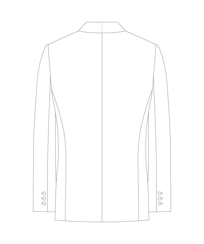 タキシード[男子][チトセ製品] KM8386