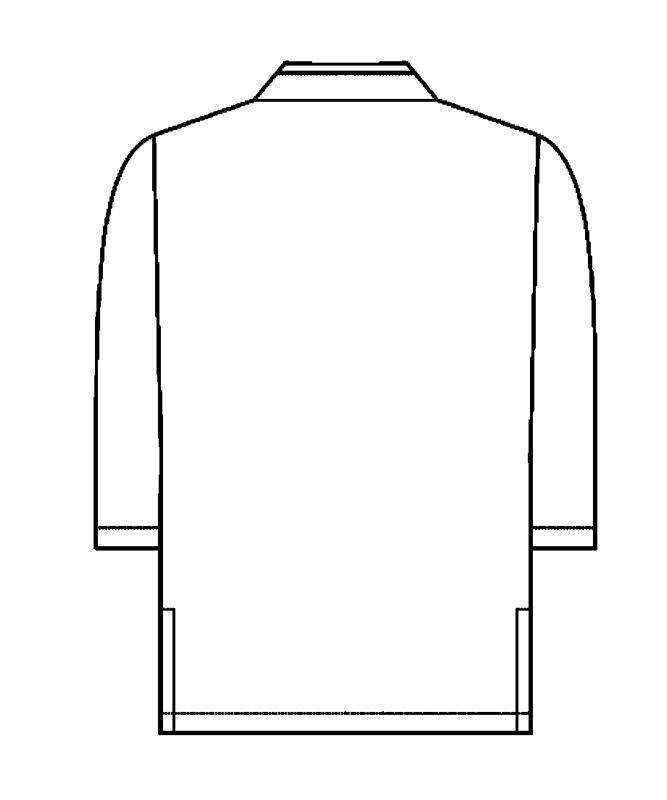 ハッピコート[男女兼用][KAZEN製品] APK550