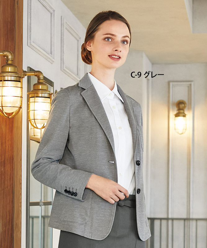 ジャケット[女子][チトセ製品] KM8403