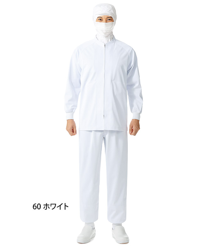 エコ・ウェルシーメンズスラックス[KAZEN製品] 437-60