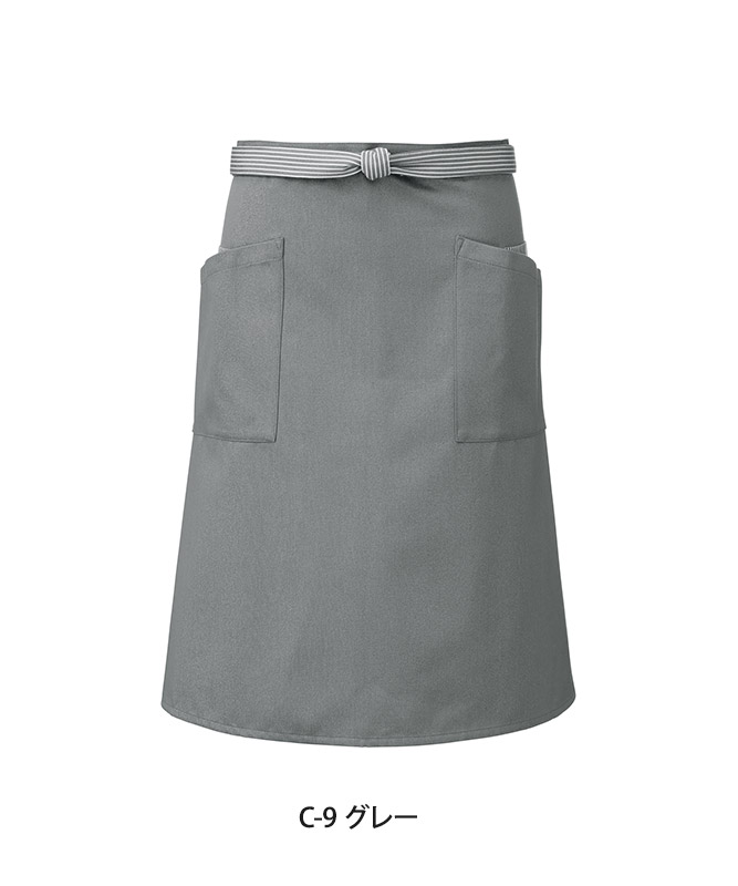 エプロン[チトセ製品] T8325