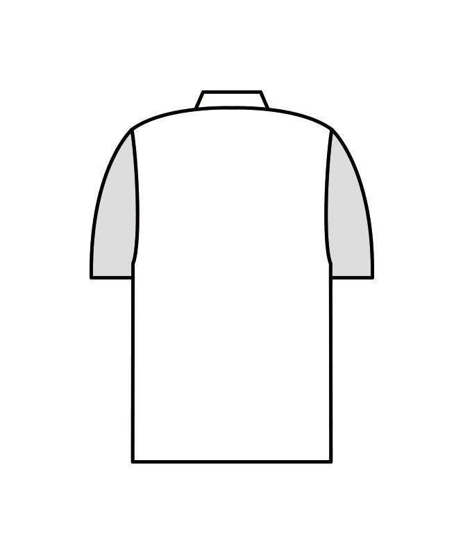ポロシャツ半袖(袖口ネット付)[男女兼用][住商モンブラン製品] 2-57