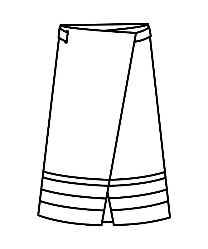 サロンエプロン[男女兼用][住商モンブラン製品] BW9505