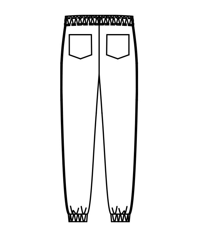 腰ケアパンツ[男女兼用][住商モンブラン製品] FP7413