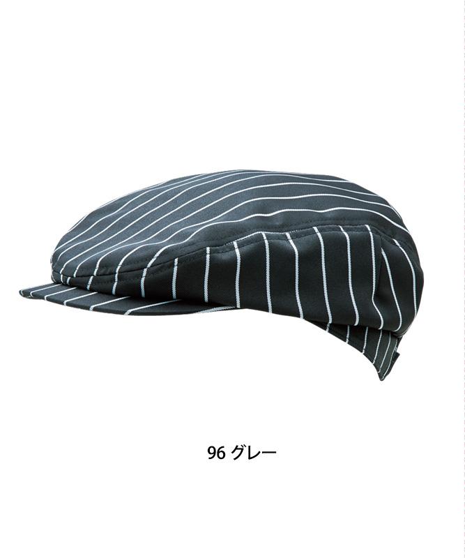 ハンチング(ストライプ)[男女兼用][ボストン商会製品] 28331