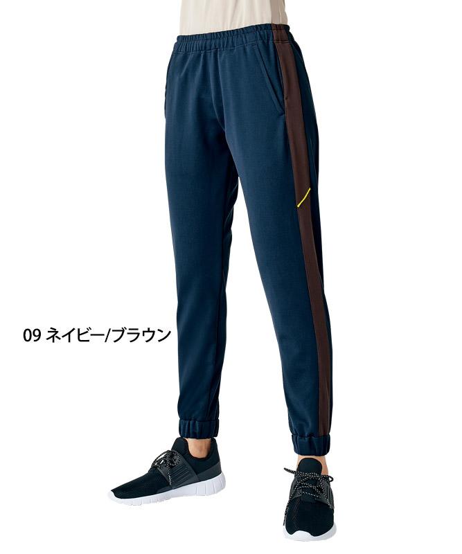 腰ケアパンツ(腰部サポートベルト付)[男女兼用][住商モンブラン製品] FPB7413