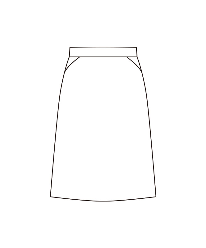 エプロン和柄[チトセ製品] K8409