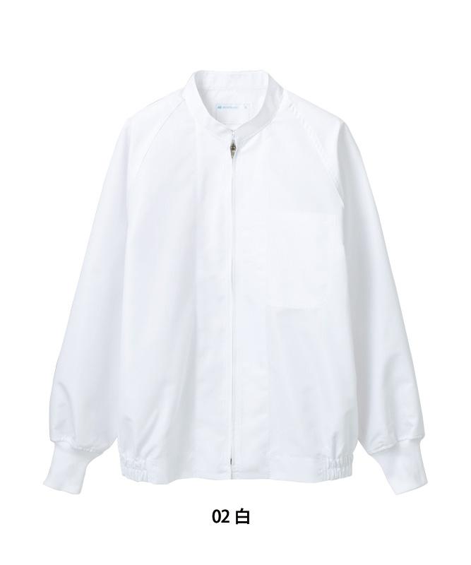 ジャンパー長袖[男女兼用][住商モンブラン製品] RP8501-2