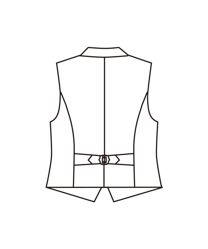 ベスト[男子][チトセ製品] KM8308
