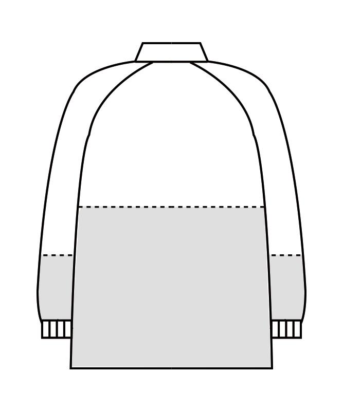 ブルゾン長袖[男女兼用][住商モンブラン製品] RP8511