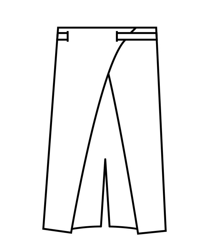 ロングエプロン[男女兼用][住商モンブラン製品] 9-119