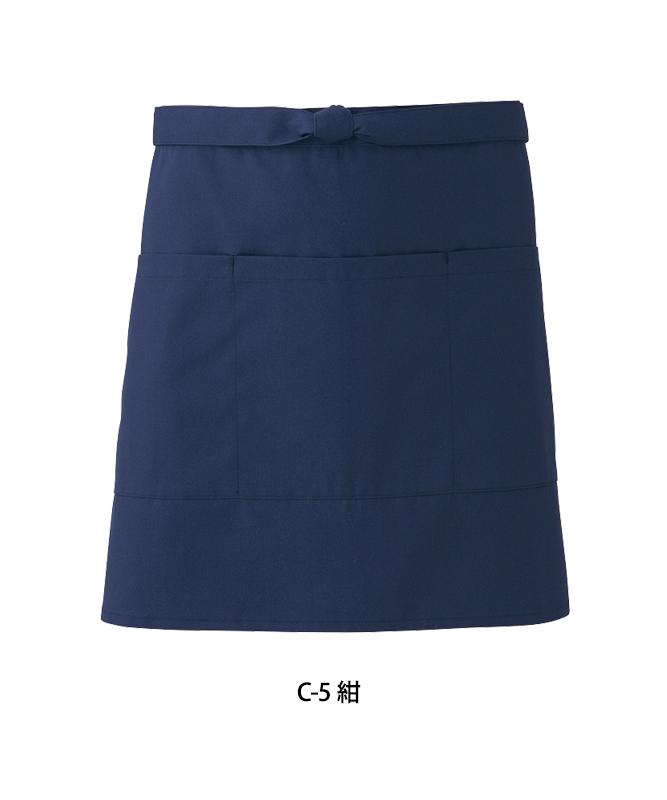 双糸ウェザーエプロン[チトセ製品] T8027