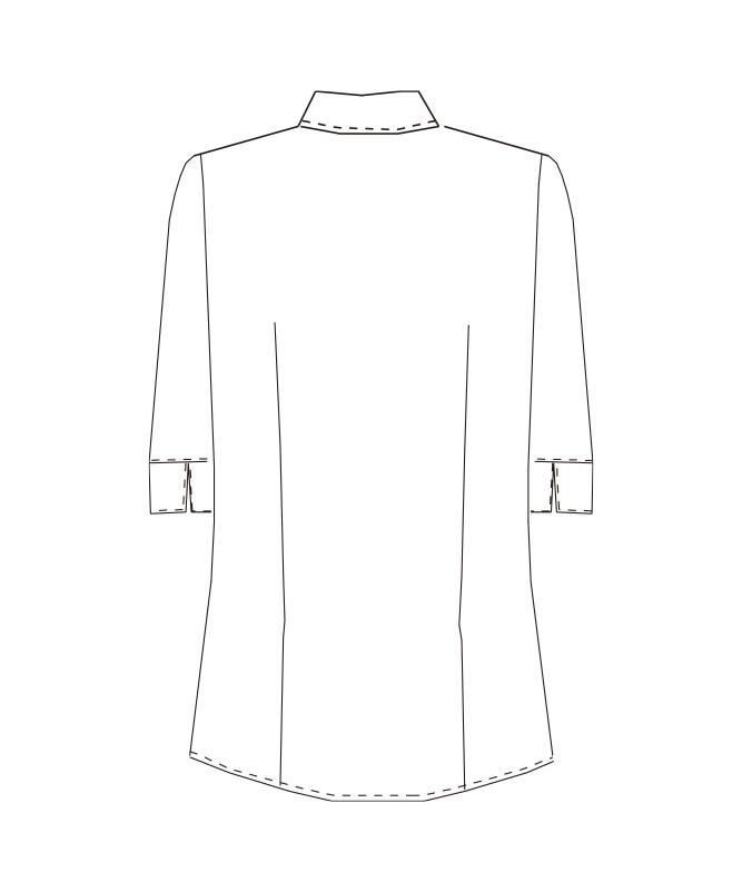 ブラウス[チトセ製品] DN8348