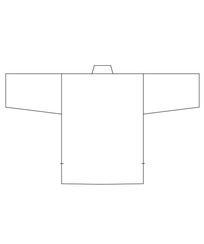 ジンベイ[男女兼用][チトセ製品] G5228