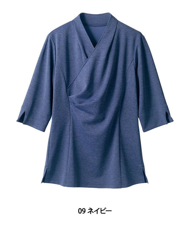 カットソー七分袖[女子][住商モンブラン製品] NDF2005