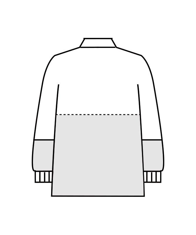 ブルゾン長袖[男女兼用][住商モンブラン製品] DC8711