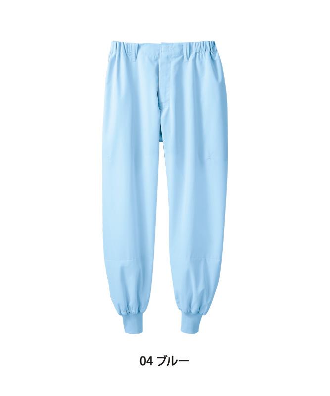パンツ(ノータック・両脇ゴム)[男女兼用][住商モンブラン製品] DF7701