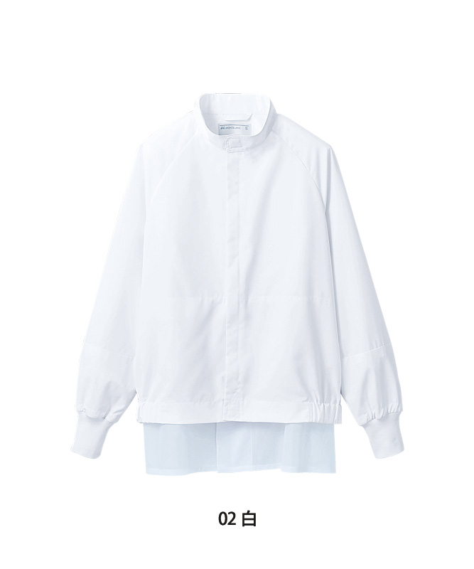 ジャンパー長袖[男女兼用][住商モンブラン製品] DF8701
