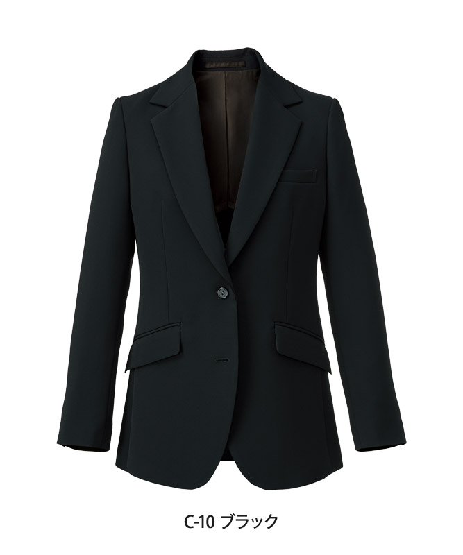 ジャケット[女子][チトセ製品] KM8396