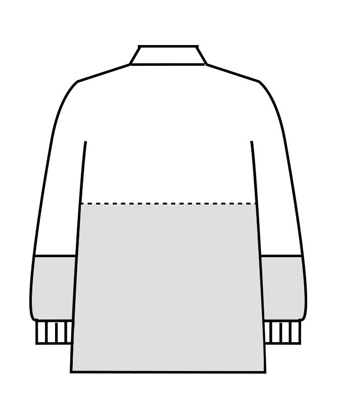ブルゾン長袖[男女兼用][住商モンブラン製品] RS8711
