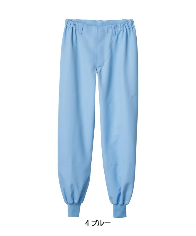 パンツ(ノータック・両脇ゴム)[男女兼用][住商モンブラン製品] SD7701