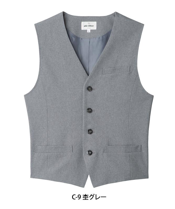 ベスト[男子][チトセ製品] AS8069