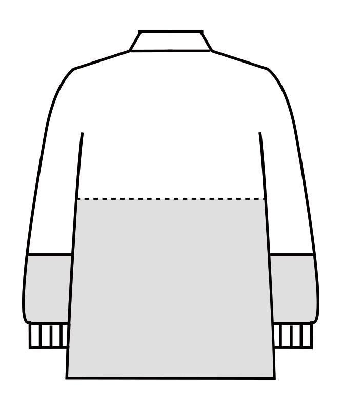 ブルゾン長袖[男女兼用][住商モンブラン製品] SD8711