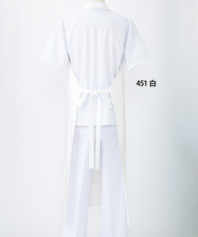 防水エプロン[男女兼用][住商モンブラン製品] 5-451