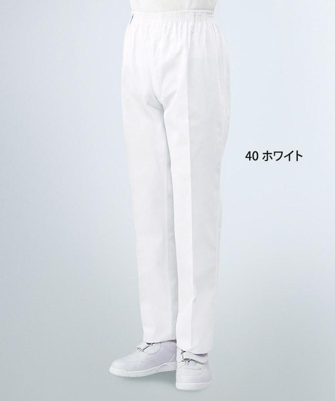 メンズトレパン(総ゴム)[KAZEN製品] 800-40