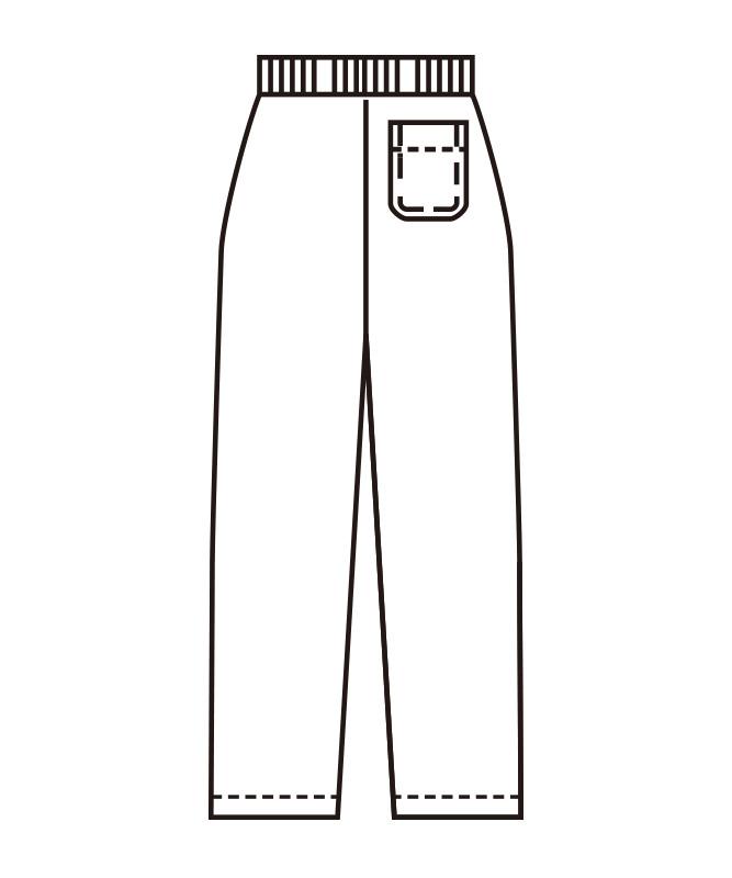 レディストレパン(総ゴム)[KAZEN製品] 810-40