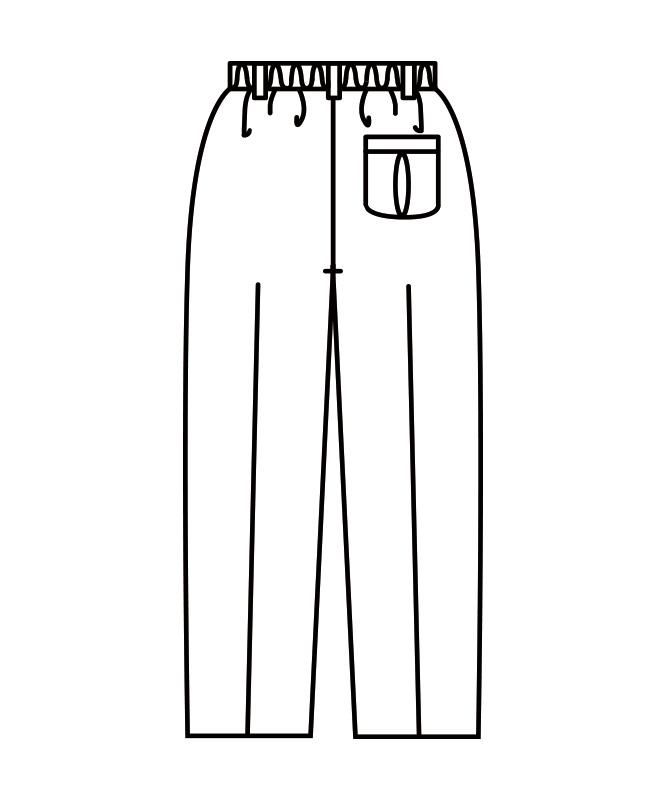 トレパンメンズ(総ゴム)[住商モンブラン製品] 7-654