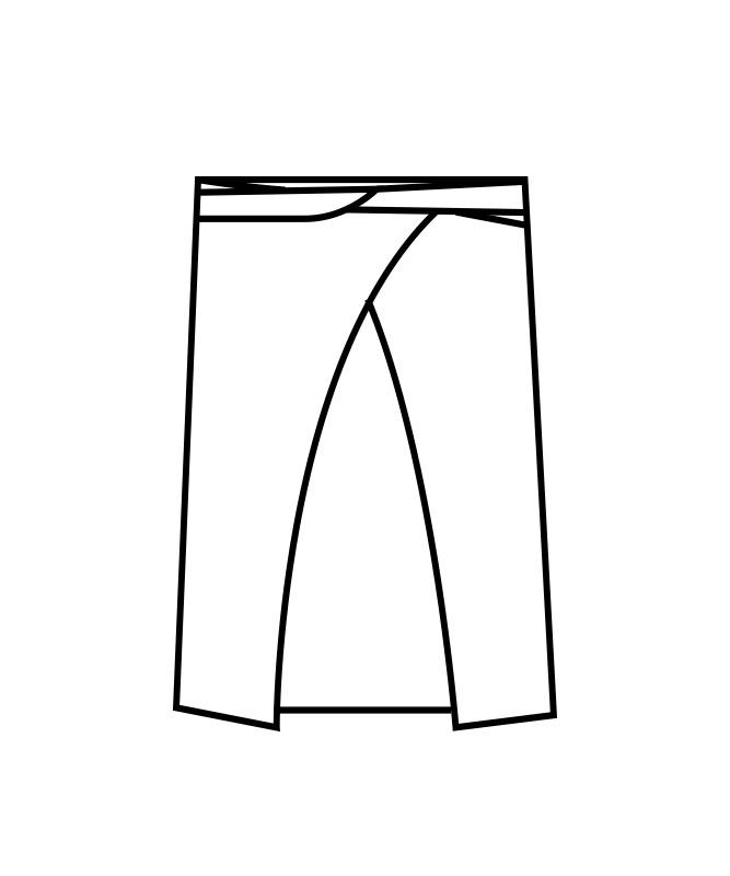 腰下前掛[男女兼用][住商モンブラン製品] 9-114