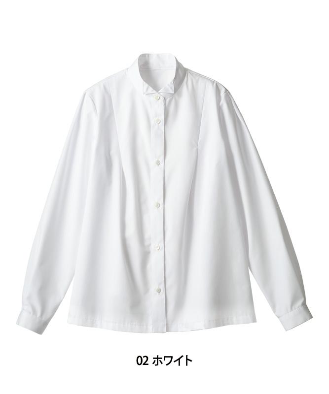 ブラウスレディス長袖[住商モンブラン製品] BW8003