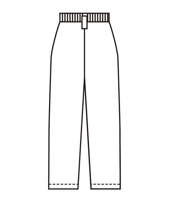 レディストレパン(後ゴム)[KAZEN製品] 820-40