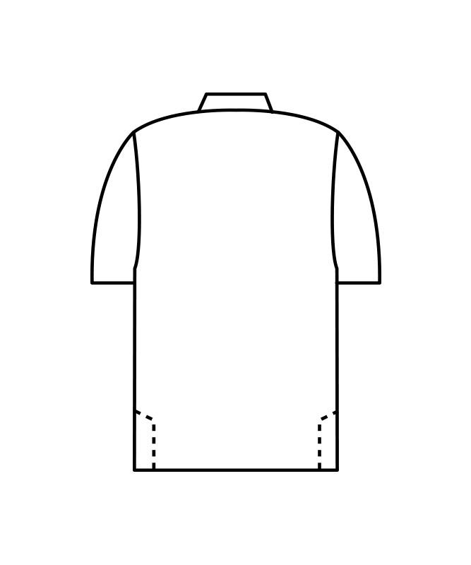 ポロシャツ半袖[男女兼用][住商モンブラン製品] 32-505