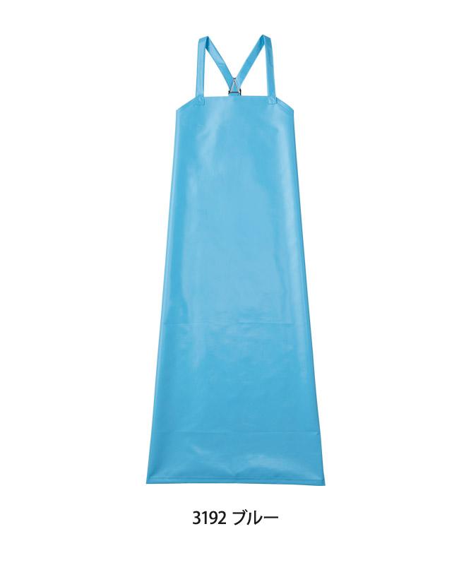 胸当てエプロン[KAZEN製品] APK319