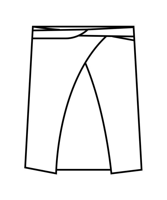 サロンエプロン[男女兼用][住商モンブラン製品] 9-42